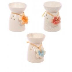 Brûle-parfums Modèle Fleurs